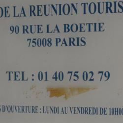 Office tourisme reunion paris l 39 ile de la r union - Office du tourisme ile de la reunion ...