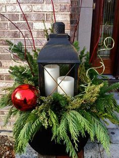 Decoration de noel exterieur a faire soi meme pinterest